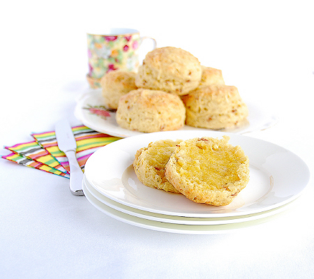 bacon-scones