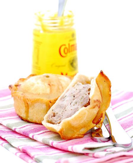 Traditional pork pie recipes