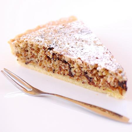 Chocolate, Hazelnut & Orange Tart | Pease Pudding