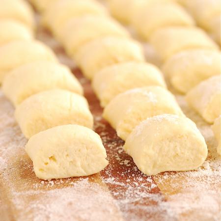 Quick Ricotta Gnocchi Recipe & a Workshop | Pease Pudding